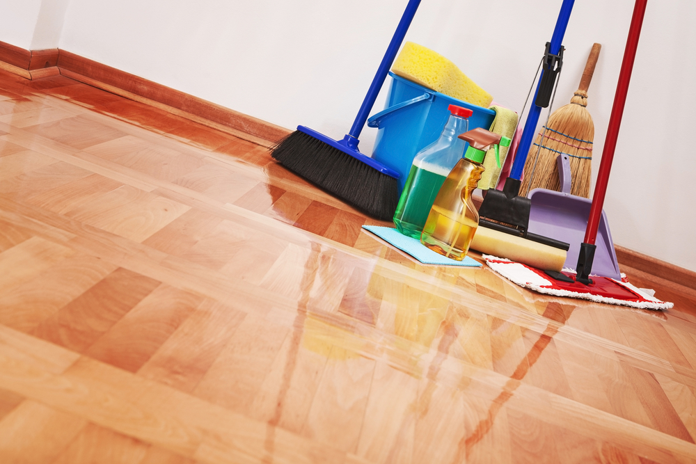 Cleaning Tips to Make Your House Look Like New